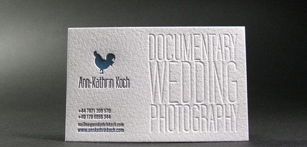 carte de visite Ann-Kathrin Koch