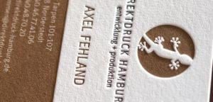 carte de visite Axel fehland